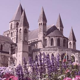 Abbaye aux Hommes de Caen