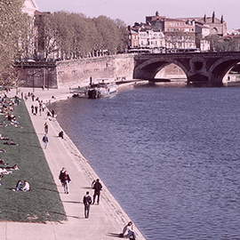 Quai de la Garonne